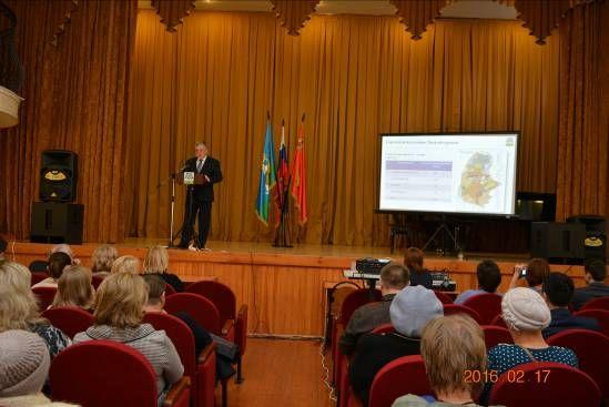 Отчёт-2015 главы Лесного Городка #ЛеснойГородок #ГрадДУБКИ #ВНИИССОК