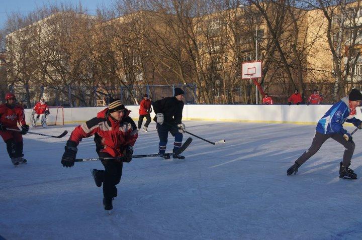 Хоккей-турнир ВНИИССОК