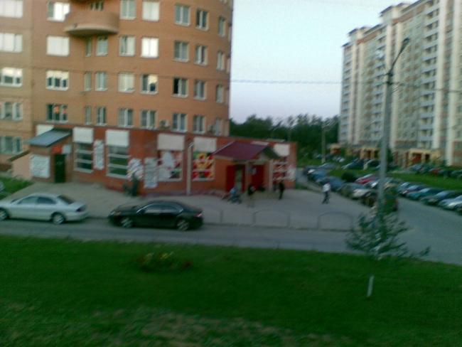 """ЖК """"Дубки"""", вечерние пейзажи - 03"""