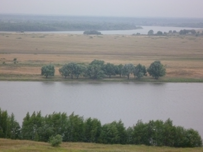 Рязанская область . с.Константиново родина С. Есенина.