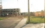 2005. Начало августа. 2-я очередь ЖК Дубки. Вид снизу