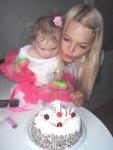 первый день рождения Киры