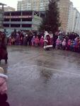 """Праздник Нового года 27-12-2009 в ЖК """"Дубки"""" совсем вблизи"""