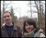 Алексей и Клара. Три года назад...