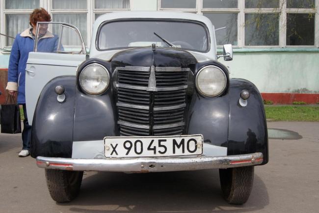Московский завод малолитражных автомобилей