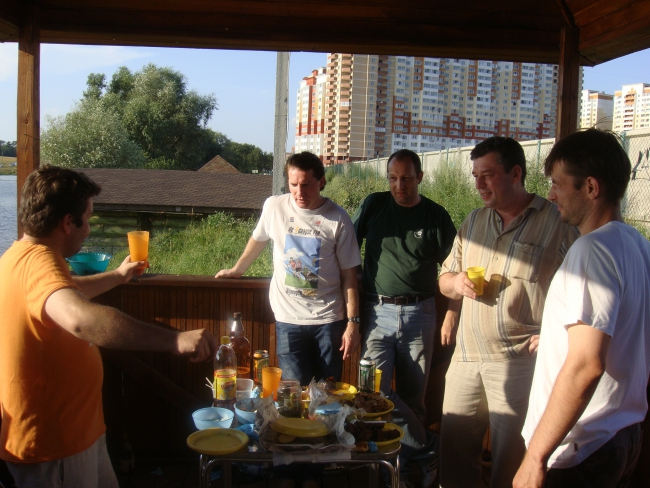 Встреча 17 июля 2010г.