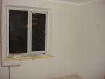 Кухня, окно + стояк