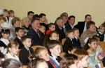 Выпускной начальной школы в поселке ВНИИССОК