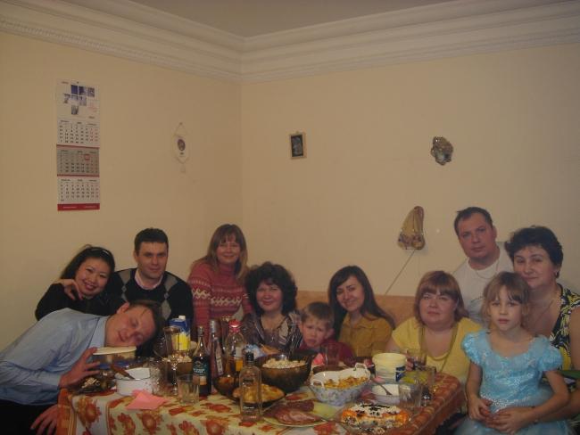 наш новый 2010 год!