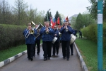 Оркестр Гусарской баллады 9 мая 2009 года