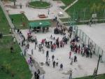 Концерт в Дубках 27.09.09