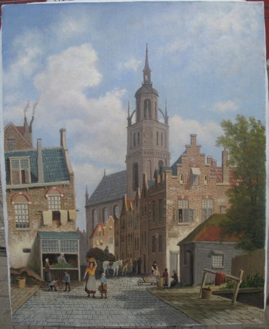 Голландский квартал 3