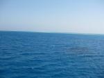 Египет. Красное море синего цвета