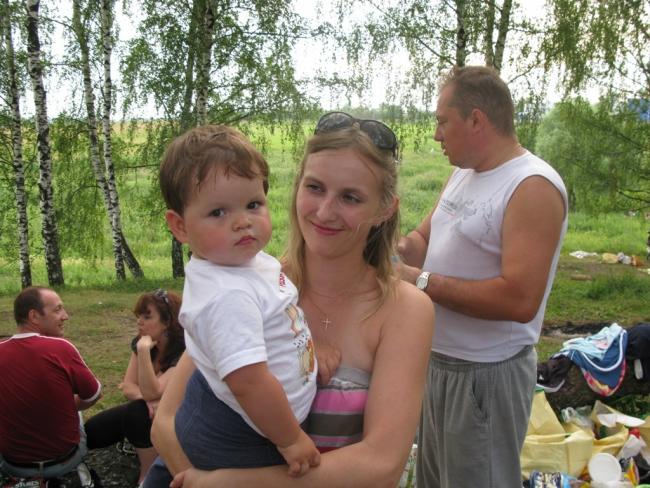 С Яночкой