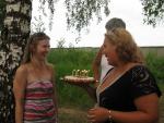 7 свечек))