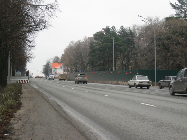 Строительство моста (10.11.2009)