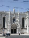 Монастырь Жеронимушь (портал)
