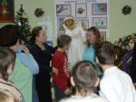 Праздник Рождества в Православном центре г. Тула.