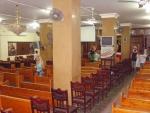 Египет. Хургада. Подвал с расположенной в нём православной церковью коптов (аборигенов)...