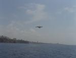 Город, море, самолёты...