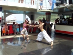 Танцы на палубе