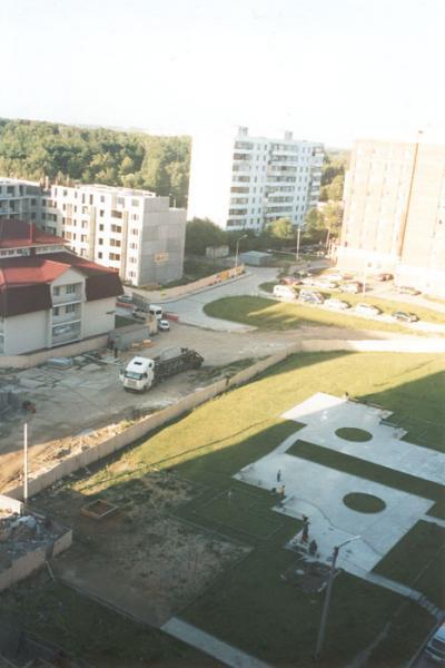 Двор (Дубки-ВНИИССОК) (09.08.2005)