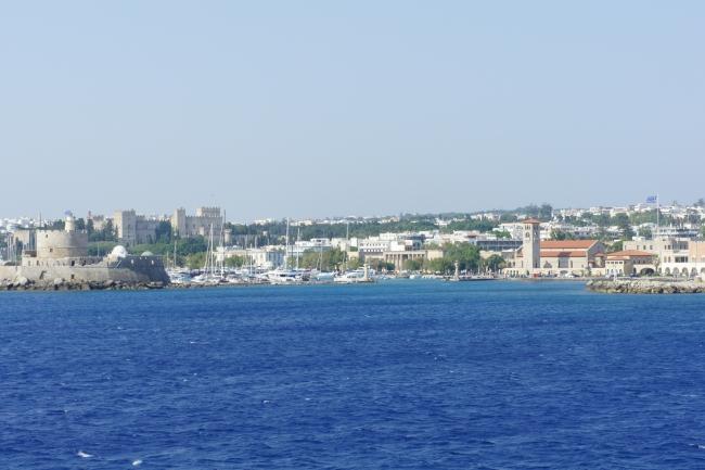 Греция, остров Родос.