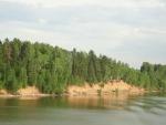 река Волга - 1