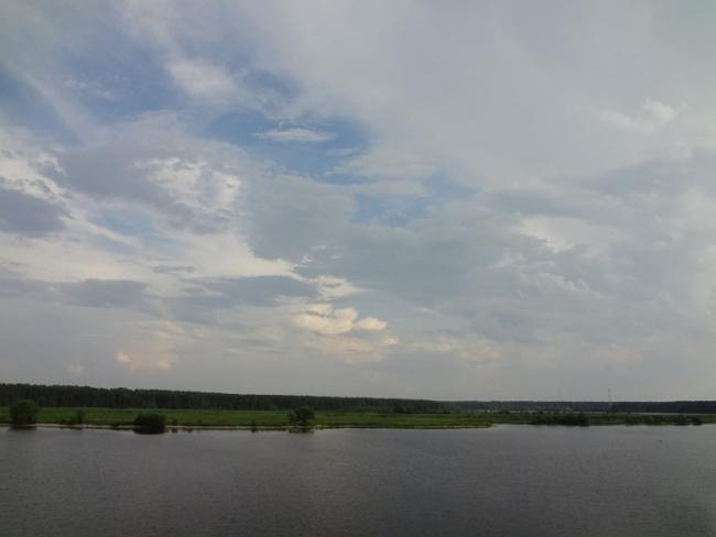 река Волга - 2