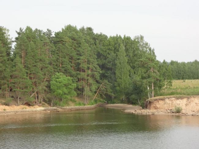 река Волга - 3