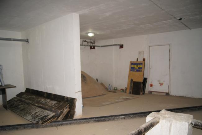 Подвал дома № 3 улицы Кутузова