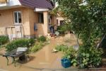 Катастрофические последствия ливня в деревне Бородки