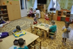 Кашин. Занятия с детьми