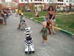 детки на лошадках