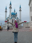 Казань. Мечеть Кол Шериф