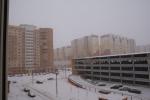 """Паркинг в ЖК """"Дубки"""" зимой"""