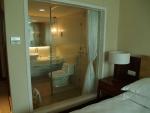 Гуанчжоу, номер в гостинице.