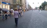 Невский на реконструкции ))