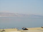 Мертвое море. Израиль, Палестина, Иордания - одновременно.