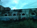 Руины ВНИИССОКа