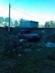 Памятник отечественному автопрому и бесхозяйственности