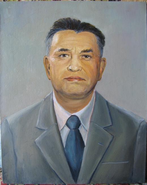 Портрет 40х50см