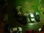 паркинг на помойке?