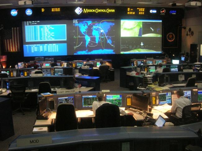 Центр управления полётами