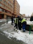 Демонтаж платной парковки возле детского сада - 3