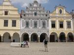 вот такие дома в Чехии