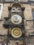 Часы на башне Прага