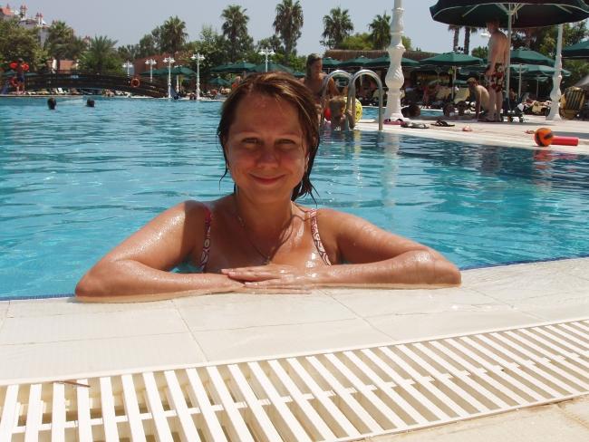 Турция_отель IC Santai_ну и я))