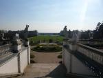 Вид от дворца