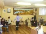 пляски, репетиция